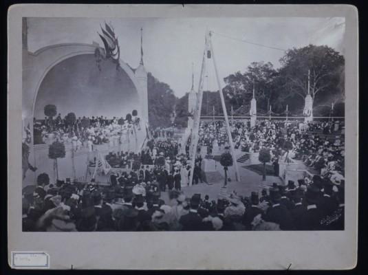 Eerste Steenlegging 1907 (2)