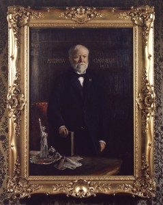 B.J. Blommers, Andrew Carnegie, 1913, Collectie Vredespaleis