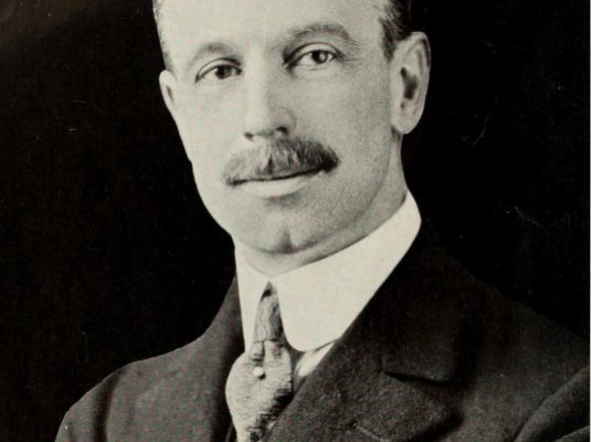 Sir Eric Drummond