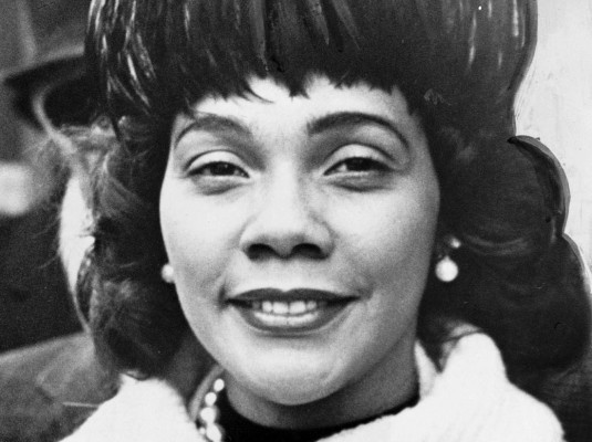 Coretta Scott-King (1969)