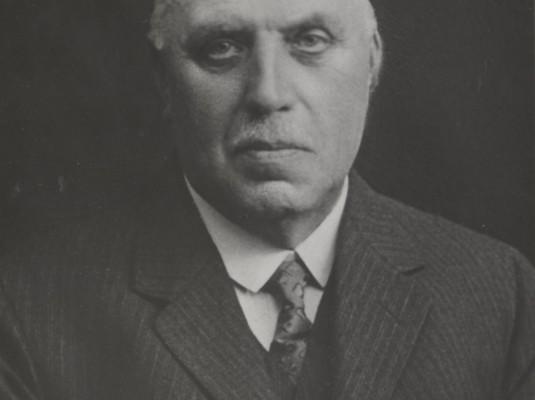 2. Johan Wateler (1857-1927), ca 1920