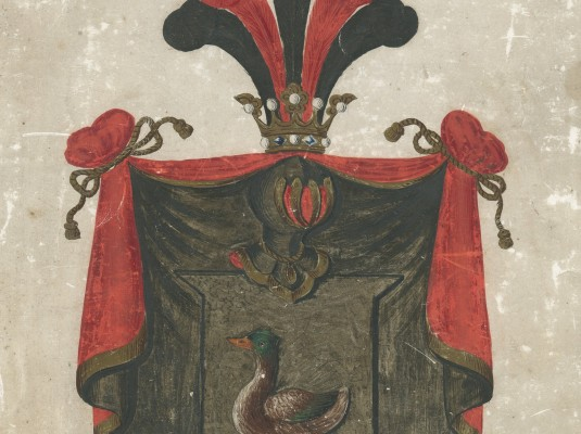 4. Wateler family coat of arms