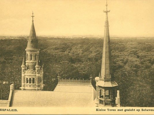 Het 'torentje van Wijdeveld'.