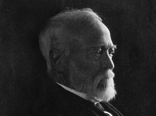Andrew Carnegie 25 nov.1914
