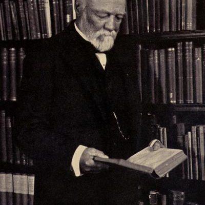 Andrew Carnegie_Carnegie in bibliotheek
